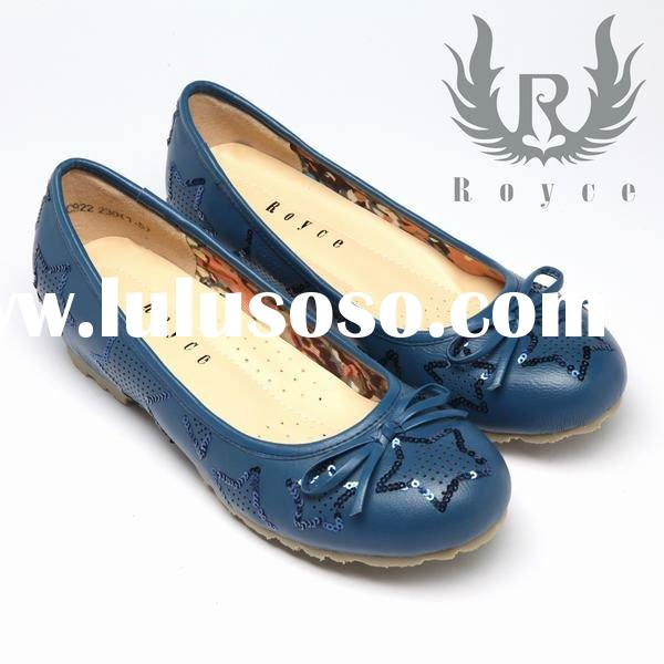 High Quality Women Flat Shoes Manufacture