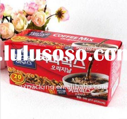 High Quality and low price paper boxes for coffee packaging