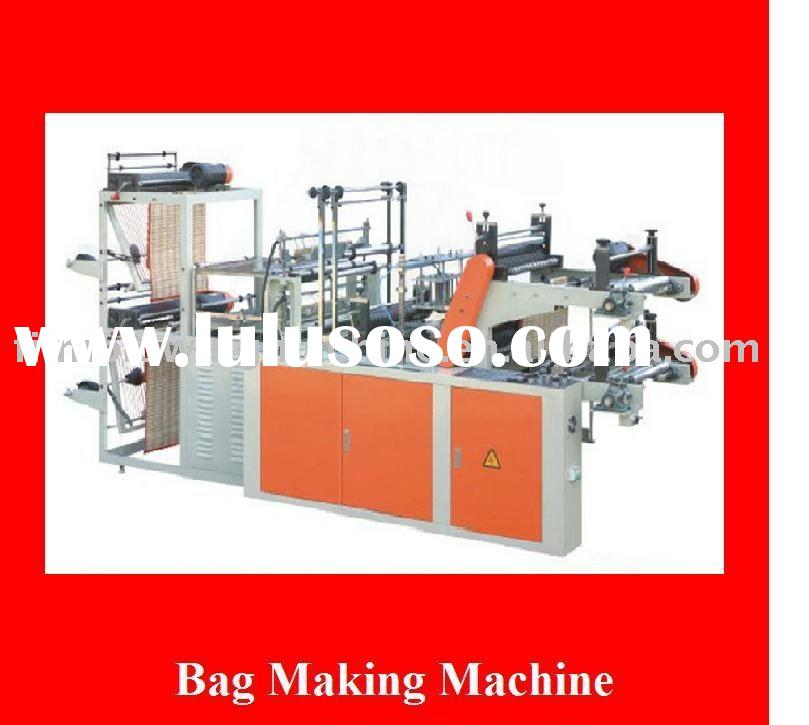 High Speed T-shirt Bag Making Machine with Good Quality