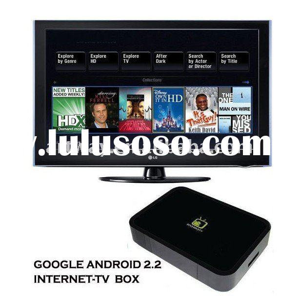 Android tv box with samsung cpu cortex a8 10ghz hdmi output apps directories