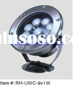 High power LED swimming pool light&waterproof lighting&LED underwater spot light