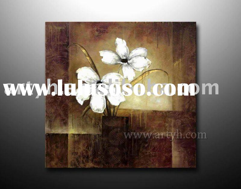 High quality canvas handmade oil painting for decoration