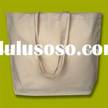 High quality canvas packaging bag