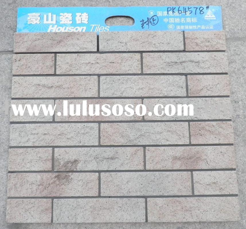 High quality ceramic exterior wall tile 60x240mm