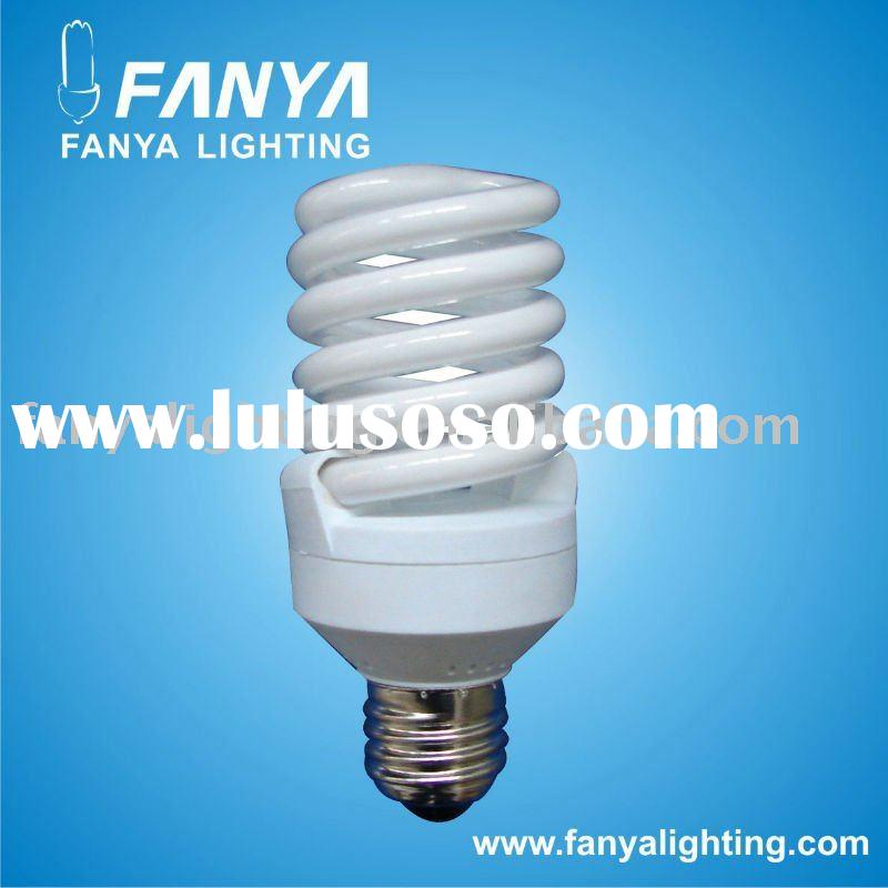 High quality low price spiral energy saving lamp