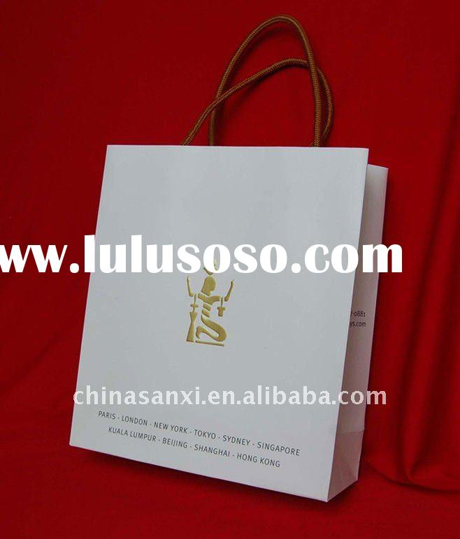 High quality paper bag for shoes