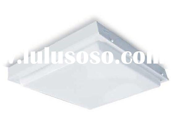 Highly Efficient Fluorescent Light Fixture (T8 With Acrylic Cover, Ceiling Mount Type)