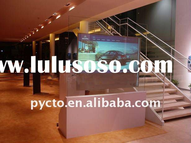 Holographic projector screen transparent projection screen ultra-easy install new tech screen film H