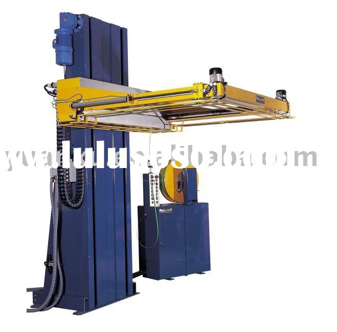 Horizontal Strapping Machine For Pallets,automatic packing machine