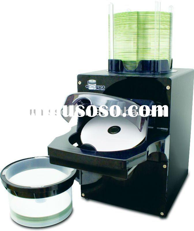 Hot ! Automatically CD DVD Duplicator one time100PCS