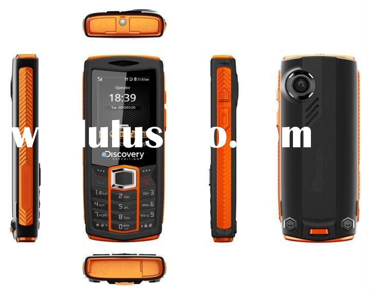 Huawei D51 Professional Waterproof, Shockproof, and Dustproof Bar-type Mobile Phone