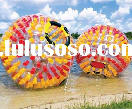 Inflatable zorb ball; grass ball; rolling ball