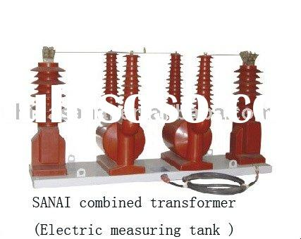 JLSZ-35kv,Outdoor dry-type combined transformer(high voltage electric measuring tank,transformer)