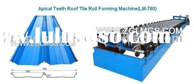 Joint-hidden Roof Sheet Roll Forming Machine