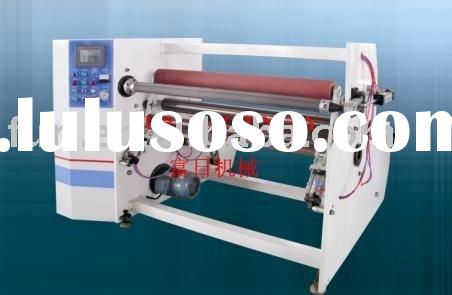 Jumbo Tape Roll Slitting Rewinding Machine