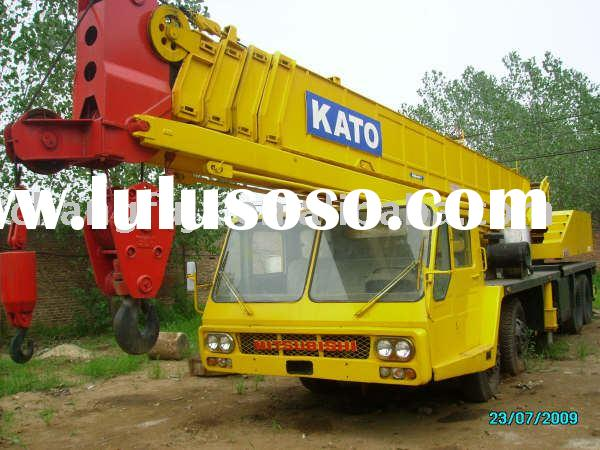 KATO CRANE 50 TON ,USED CRANE,CONSTRUCTION MACHINE