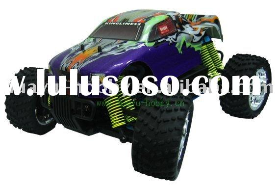 Kingliness rc car toy car RTR nitro engin power high speed