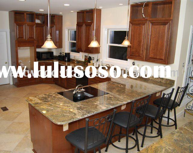 Kitchen Granite Countertop Island