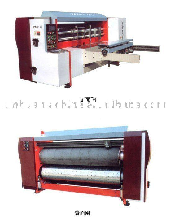 Knight automatic Corrugated Carton Board Rotary Die Cutting Machine