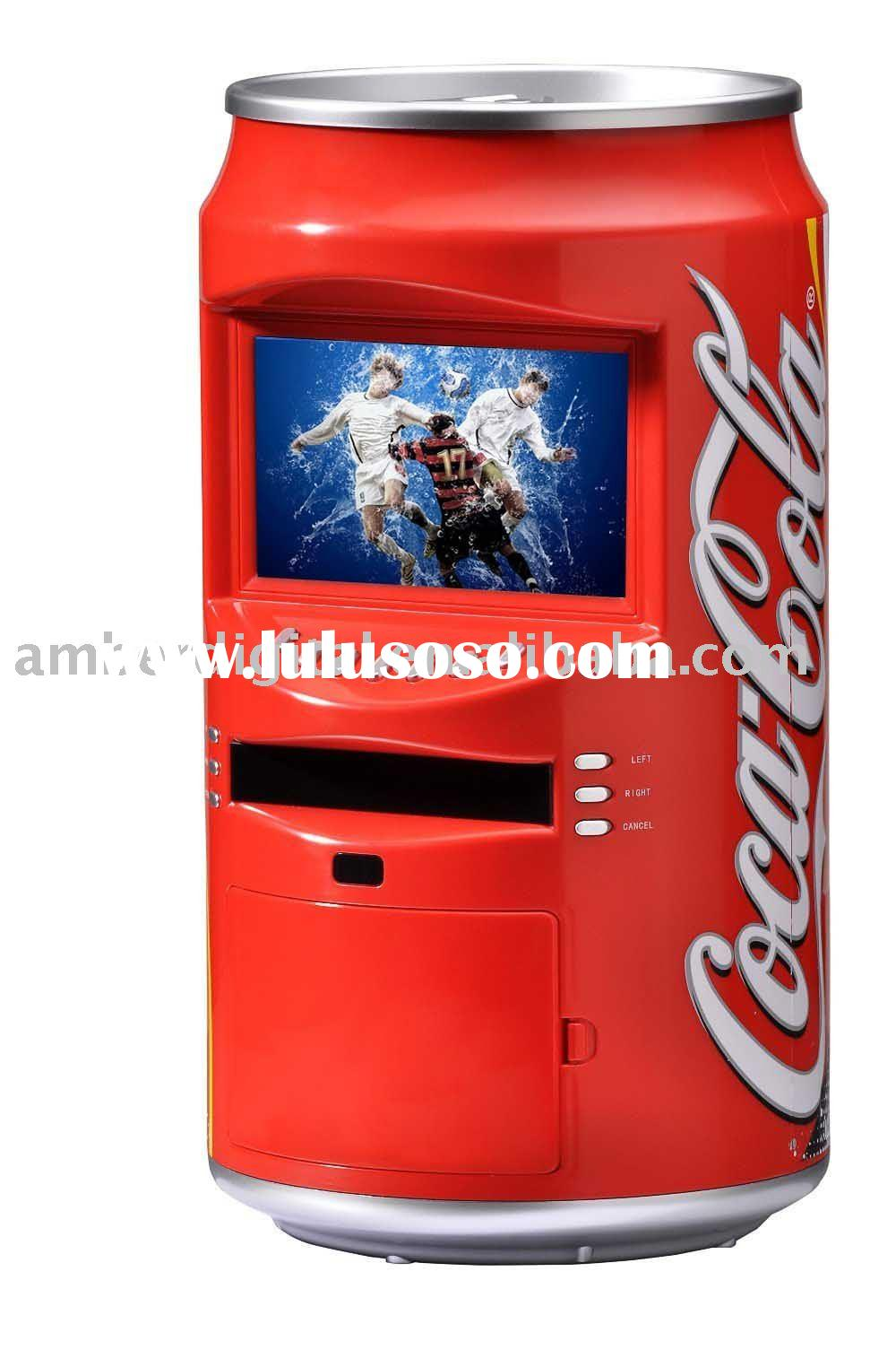 LCD promotional business advertising AD Player,POP can AD player,POS POP promotion materials(CE&