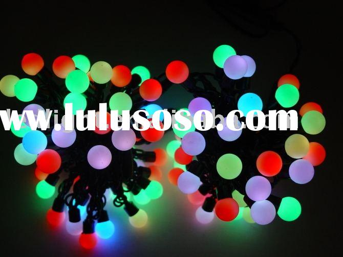 led rgb light string, led rgb light string Manufacturers in LuLuSoSo.com - page 1
