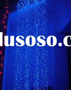 LED Waterfall light Christmas decorations light rope light