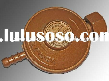 LPG gas low pressure regulators