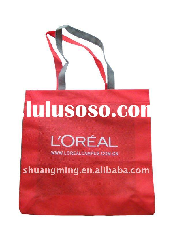 L'OREAL, Cosmetics Non Woven Promotional Bag