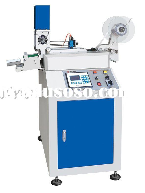 Label Cutting machine (JC3080)-garment,textile label printing machine