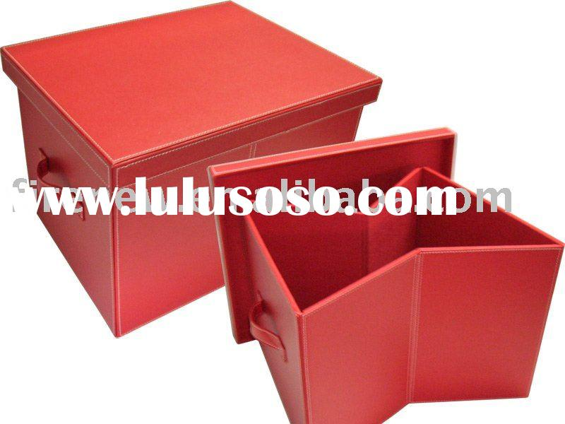 Storage Leather Box, Storage Leather Box Manufacturers In LuLuSoSo.com    Page 1