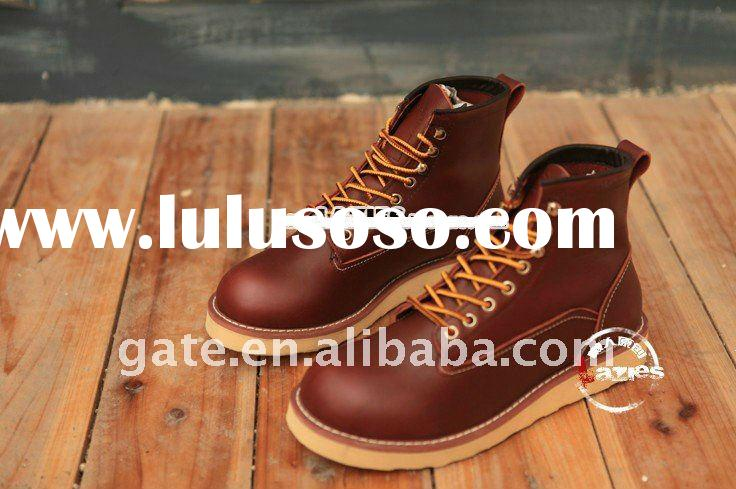 Leisure outdoor male boots ep-red wing red wing of 8162 foreign trade kimura classic of spring summe