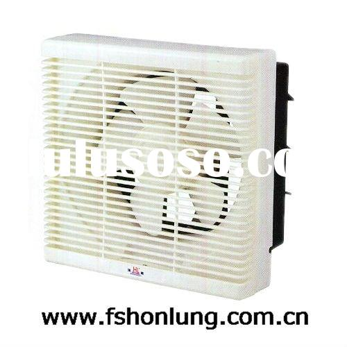 Louvered AC Wall-mounted Exhaust Fan (KHG15-G)