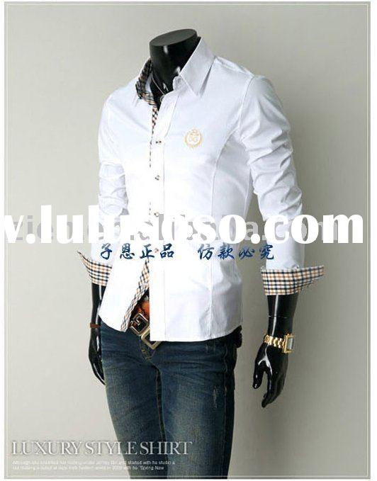Luxury Style High Quality Polo Shirt