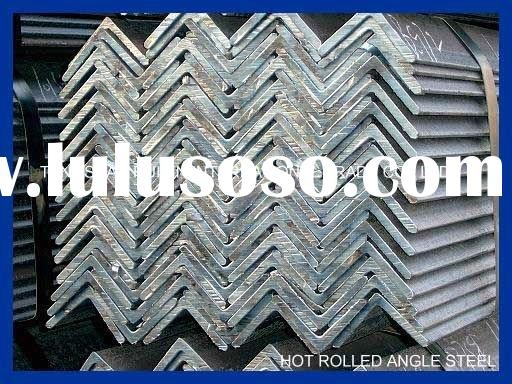 MS HOT ROLLED STEEL ANGLE EQUAL SS400 A36 Q235