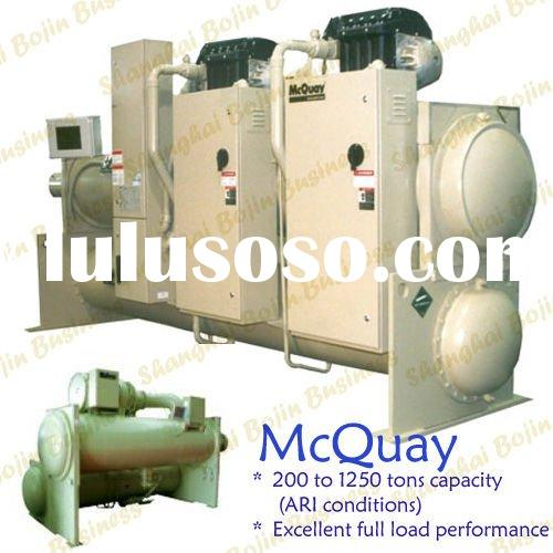 Mcquay central air conditioner water cooled chiller WSC079~WSC126