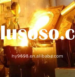 Medium Frequency Induction Melting Furnace For Copper,Iron,Steel,Aluminium