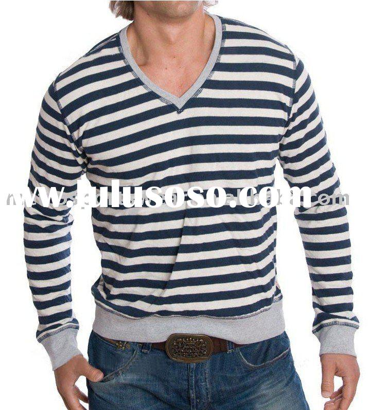 Men's t-shirt / fashion t-shirt /long sleeve t-shirt /v-neck t-shirt/casual t-shirt .