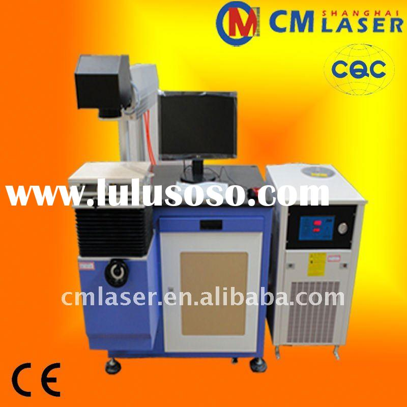 Metal Laser Marking Machine / Pictures and Transparent Lines Laser Marker
