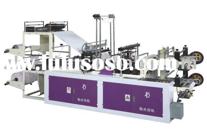 Microcomputer Control High-speed Continuous-rolled Vest Bag-making Machine