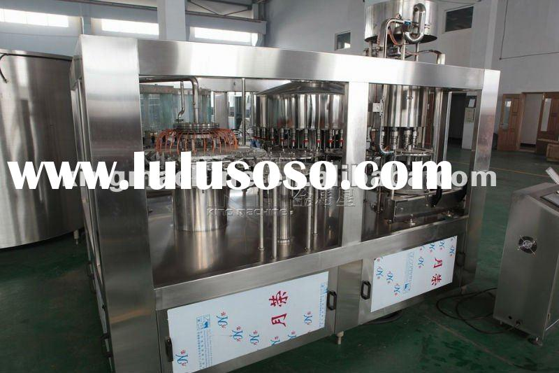 Mineral Water Filling Line / Pure Water Filling Machine / Bottling Machine