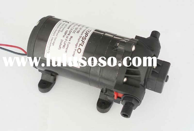 Mini high pressure water pumps 12V 24V / DC Diaphragm pump