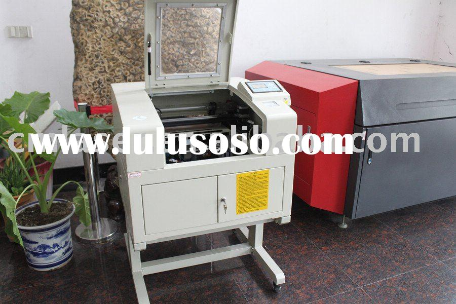 Mini laser cutting machine / laser cutter with high precision, auto processing(cnc control)