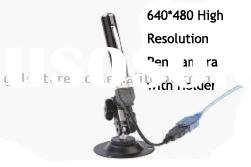 Mini usb pen camera,mini usb pen video recorder with bracket