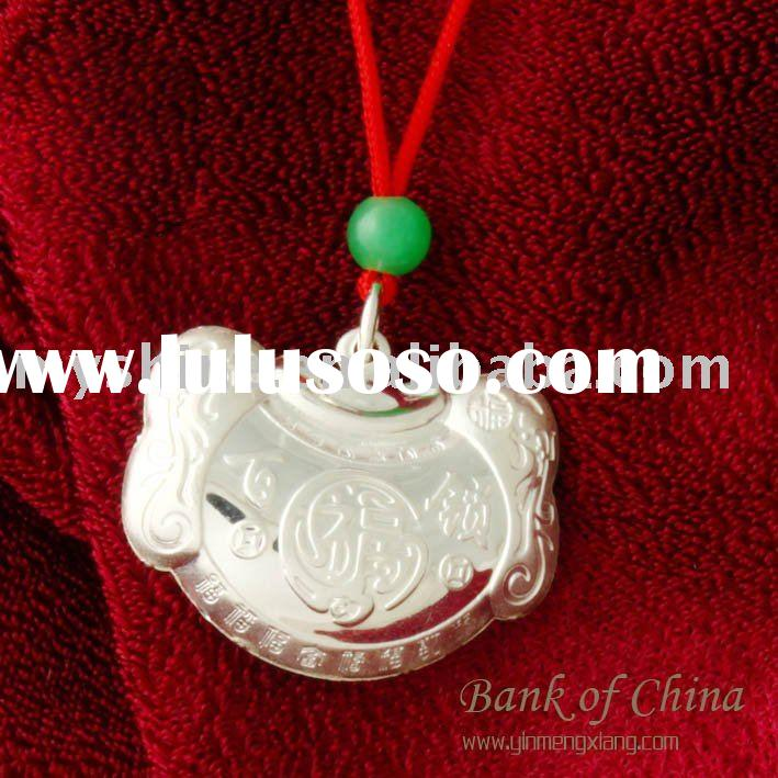 Myshine Chinese culture style lucky charms