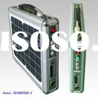 NEW 10W Solar Panels for Home Use/10W Portable Solar System with Entertaining Function
