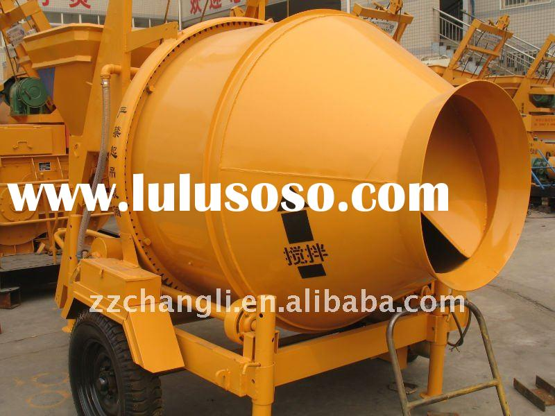 New Design Diesel Portable Cement Mixer, 250L Used Mixer, Mobile Concrete Mixer, Mixers, Constructio