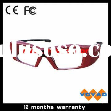 New come rechargeable and Flexible universal active shutter 3d TV glasses