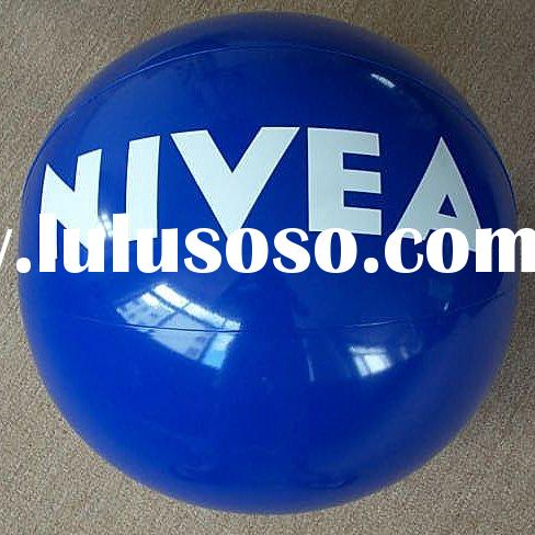 Nivea ball/inflatable promotions/advertising items/beach ball