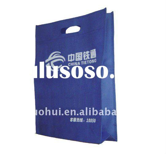 Non woven punch bag for promotional