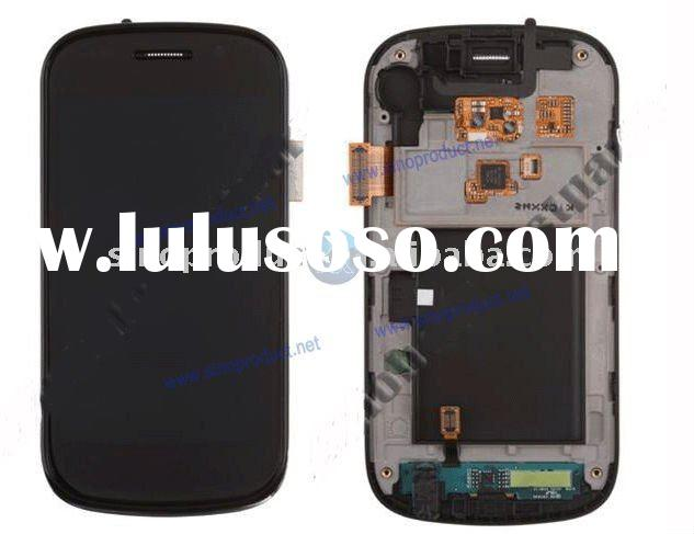 OEM For Samsung Nexus S 4G SPH-D720 LCD and Digitizer Assembly with Glass Lens - Replacement Part